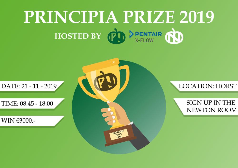 Principia Prize 2019
