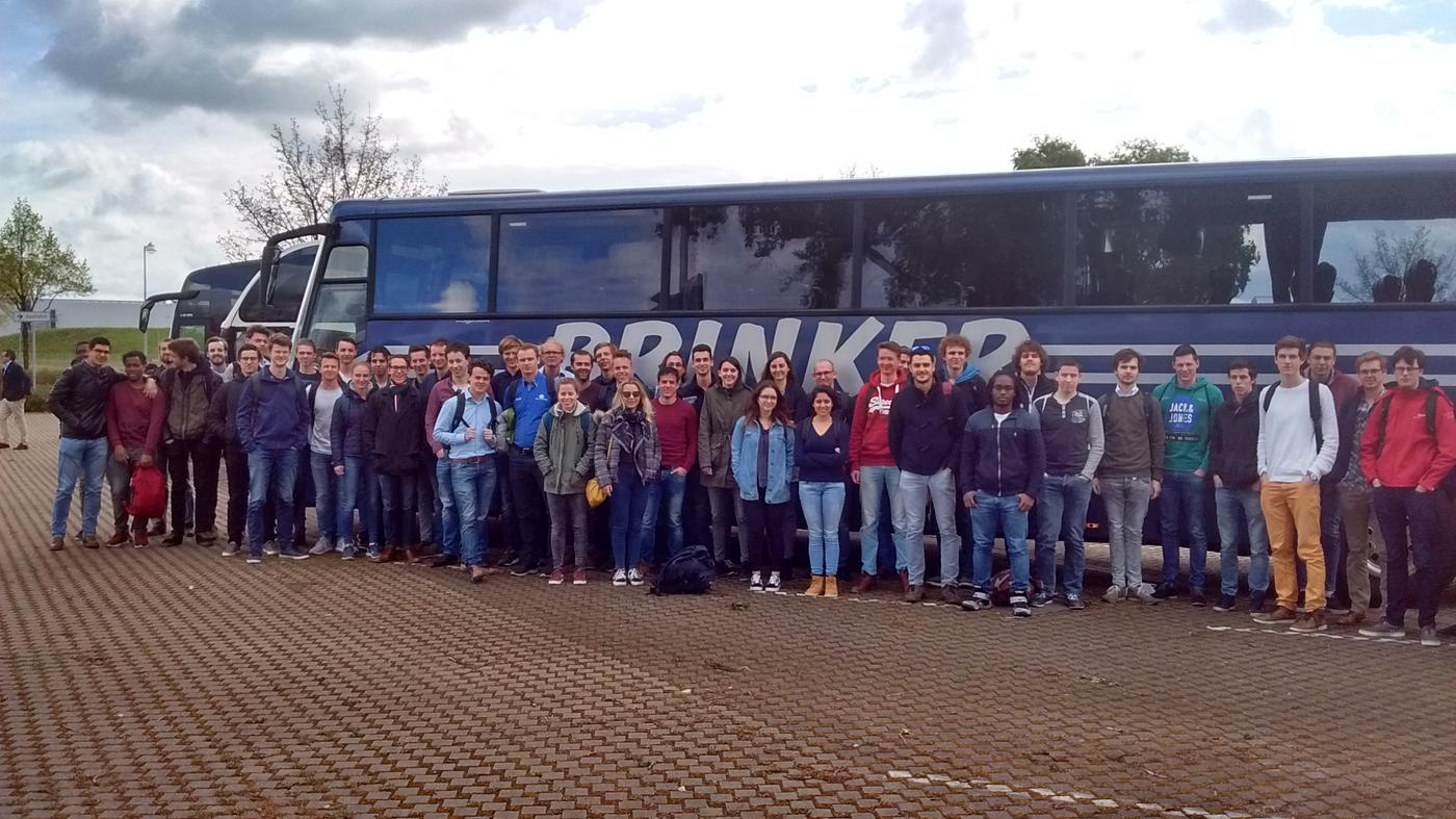 Excursie Hannover Messe