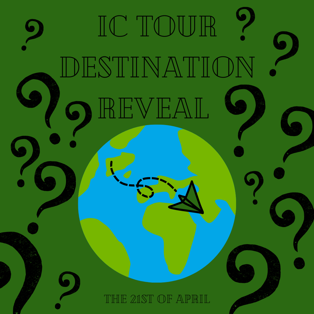 IC-tour reveal drink